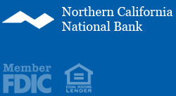 FDIC EHL Northern California National Bank logos